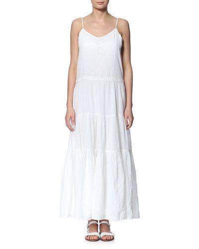 Till tjejer från Esprit, en vit studentklänning.
