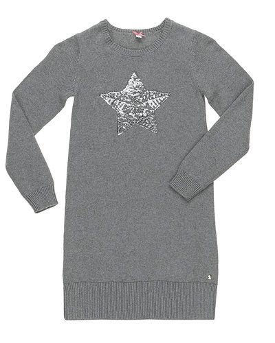 Till tjej från Esprit, en grå stickade tröja.