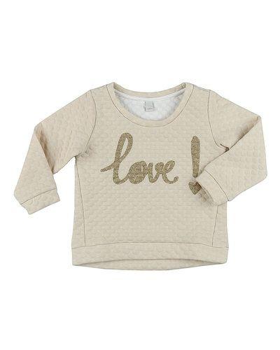 Till tjej från Esprit, en creamfärgad sweatshirts.