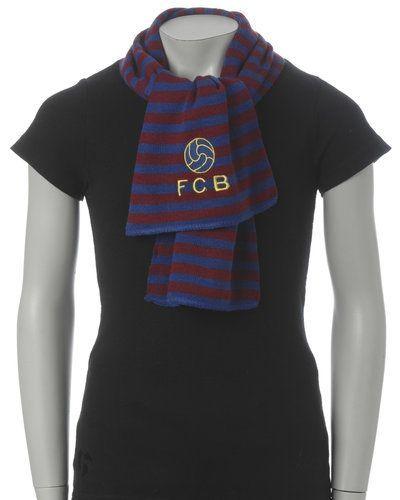 FCB stickad halsduk med logo - FC Barcelona - Supportersaker