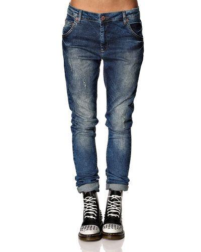 Boyfriend jeans från Fiveunits till dam.