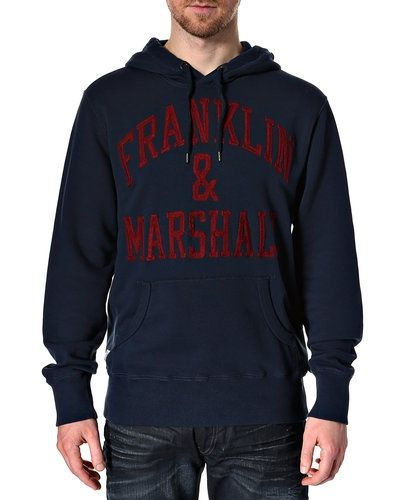 Sweatshirts Franklin & Marshall huvtröja från Franklin & Marshall