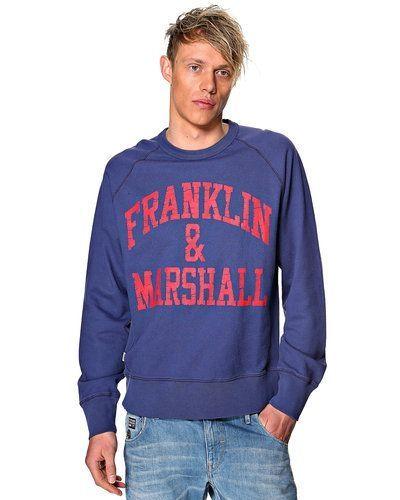 Sweatshirts Franklin & Marshall tröja från Franklin & Marshall