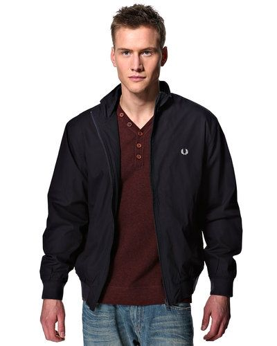Fred Perry 'Sailing' jacka - Fred Perry - Vindjackor
