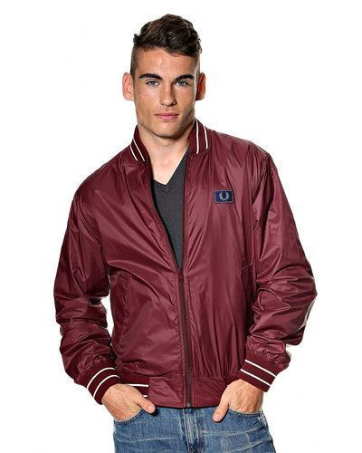 Fred Perry 'Tipped Bomber' jacka - Fred Perry - Vindjackor