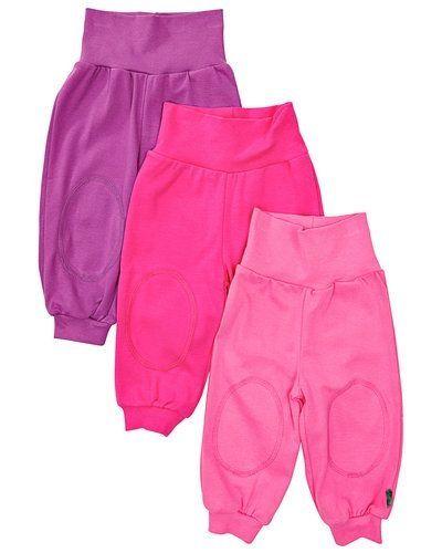 Till barn från Fred´s World By Green Cotton, en rosa jeans.