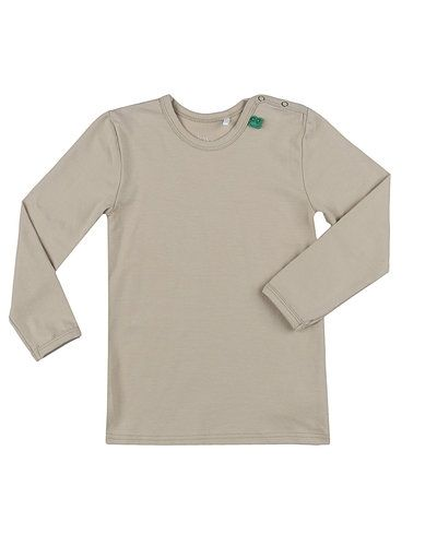Till barn Unisex/Ospec. från Fred´s World By Green Cotton, en beige tröja.