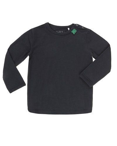 Metallicfärgad långärmad tröja från Fred´s World By Green Cotton till unisex/Ospec..