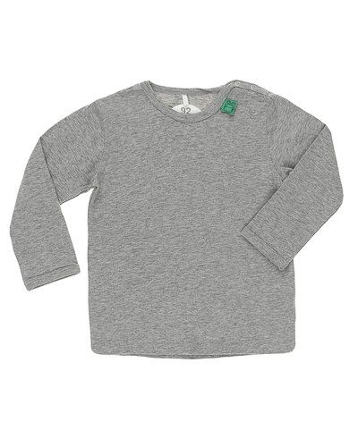 Till barn Unisex/Ospec. från Fred´s World By Green Cotton, en grå tröja.
