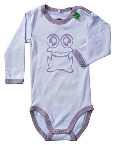 Fred´s World By Green Cotton Freds World långärmad body