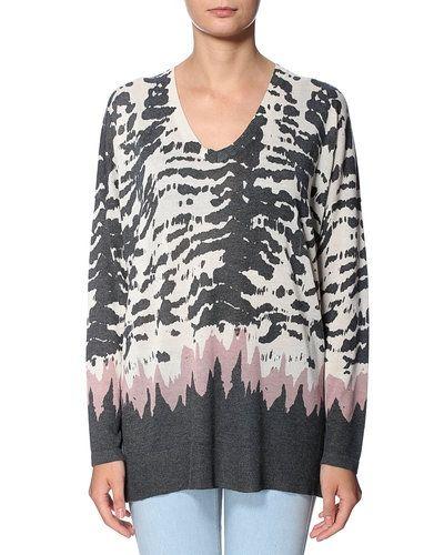 Till dam från Freequent, en flerfärgad stickade tröja.