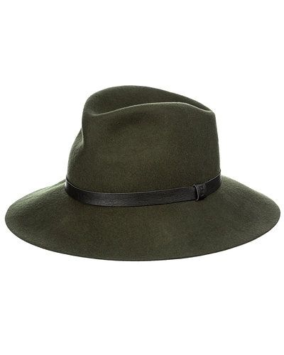 French Connection 'Christie Felt Trilby' hatt French Connection hatt till dam.