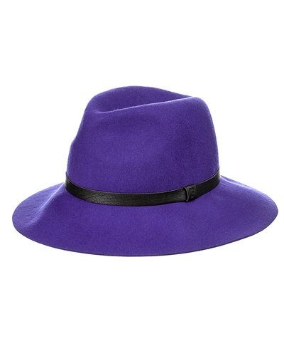 French Connection French Connection 'Christie Felt Trilby' hatt