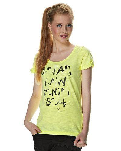 G-Star T-shirt G-Star t-shirts till dam.