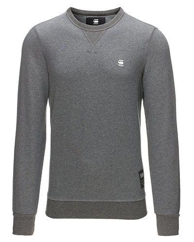 Grå sweatshirts från G-Star till killar.