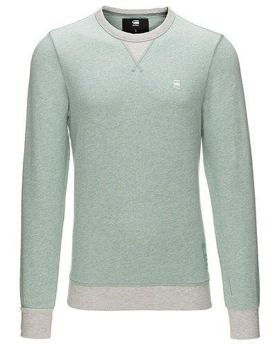 Grön sweatshirts från G-Star till killar.