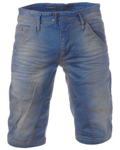 Jeansshorts från Gabba till killar.