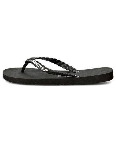 Gandy sandal till dam.