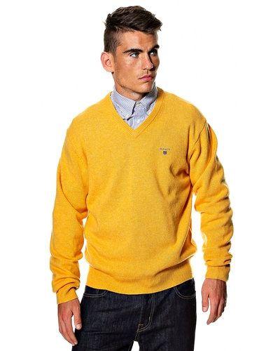 Gant 'Lammull' stickad tröja - Gant - Mössor