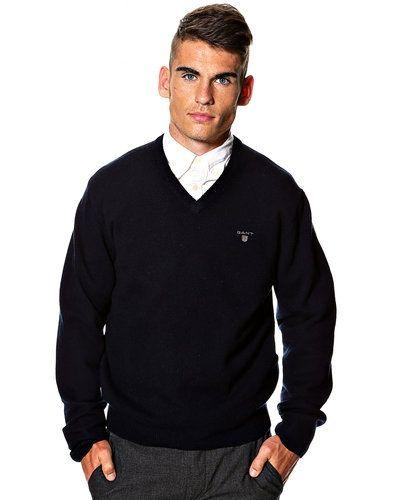 Gant 'Lammull' stickad tröja från Gant, Mössor