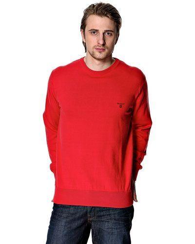 röd gant tröja