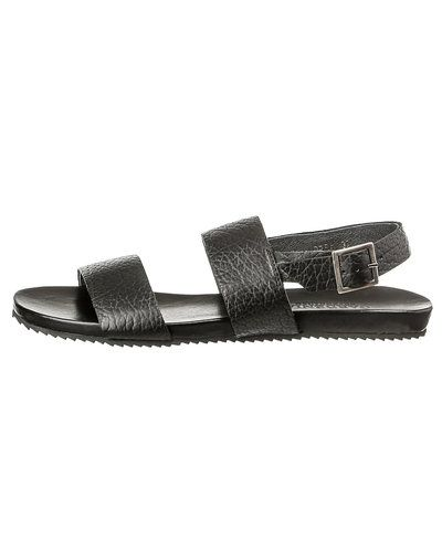 Svart sandal från Gardenia till dam.
