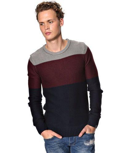 Gnious Gnious 'Oyden' stickad tröja. Huvudbonader håller hög kvalitet.