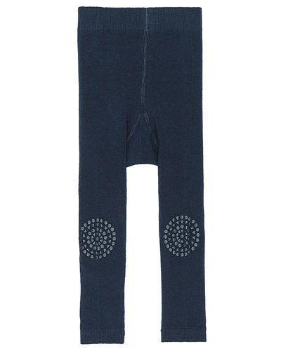 Till barn från GoBabyGo, en blå leggings.