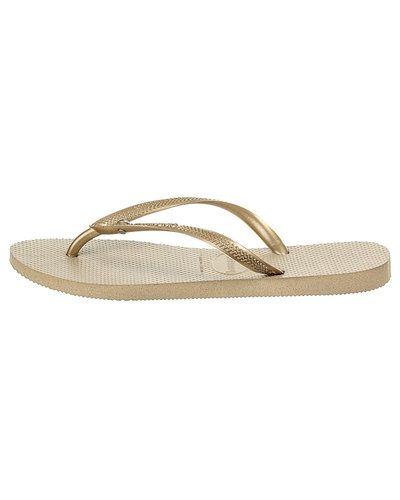 Havaianas sandal till dam.
