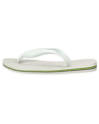 Till dam från Havaianas, en vit sandal.