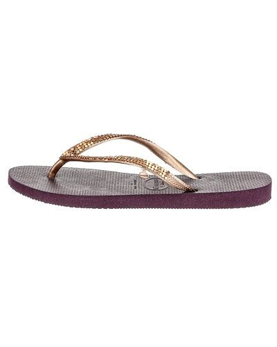 Till herr från Havaianas, en lila sandal.