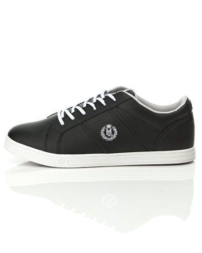 Svart sneakers från Henri Lloyd till herr.