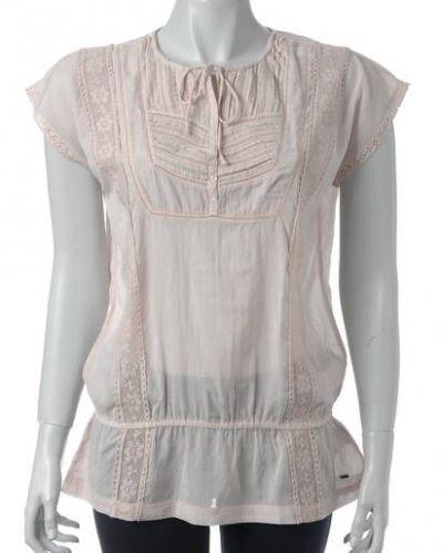 Till dam från Hilfiger Denim, en rosa blus.