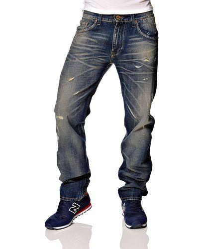 Till herr från Hilfiger Denim, en blå blandade jeans.