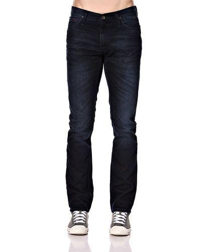 Blå blandade jeans från Hilfiger Denim till herr.