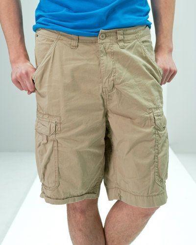 Grön jeansshorts från Hilfiger Denim till killar.