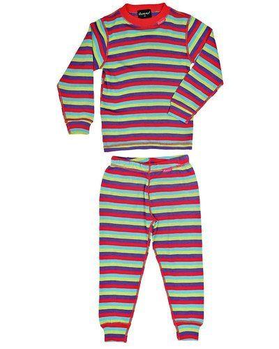 Hulabalu Wool Stripe UW set - Hulabalu - Underställ