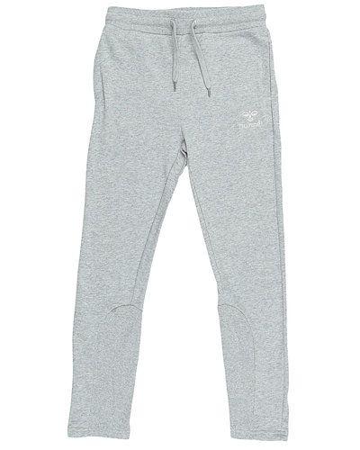 Till unisex/Ospec. från Hummel Fashion, en grå byxa.