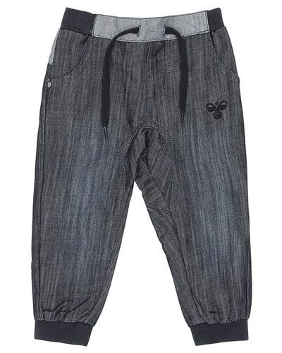 Blå blandade jeans från Hummel Fashion till barn.