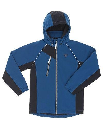 Till kille från Hummel Fashion, en blå övriga jacka.
