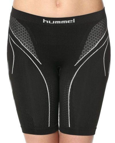 Till dam från Hummel Sport, en svart träningstights.