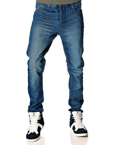 Till herr från Humör, en blå blandade jeans.