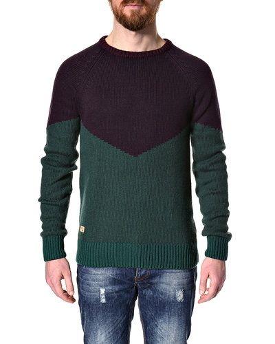 Humör Humör 'Pepper' stickad tröja. Huvudbonader håller hög kvalitet.