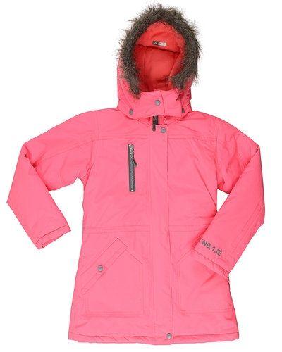 4341c7ecaad Till dam från Hust & Claire, en rosa höst- och vinterjacka.