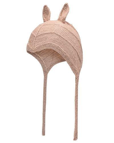 Till unisex/Ospec. från Huttelihut, en rosa mössa.