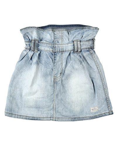 Blå jeanskjol från I Dig Denim till tjejer.