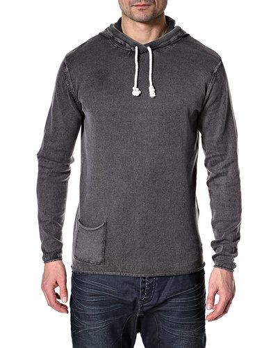 Jack & Jones Jack & Jones 'Acid Hood' stickad tröja m/huva. Huvudbonader håller hög kvalitet.