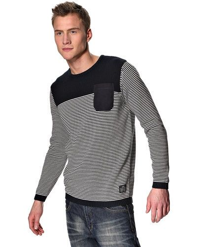 Jack & Jones core 'Wright' stickad tröja från Jack & Jones, Mössor