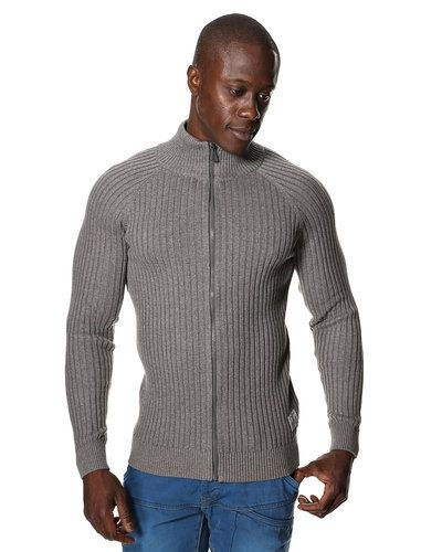 Jack & Jones Core 'Zale' cardigan m/zip från Jack & Jones, Mössor