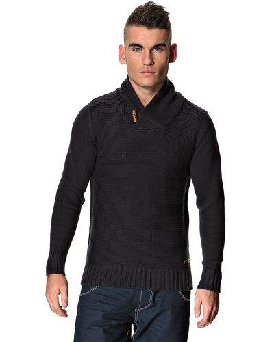 Jack & Jones Jack & Jones 'Riley' stickad tröja. Huvudbonader håller hög kvalitet.